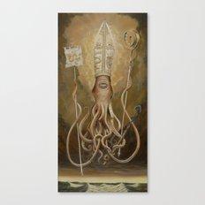 Blessed Saint Architeuthis Canvas Print