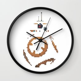 The Droid Wall Clock