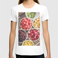 fruit T-shirts featuring Fruit by Callen Guidry