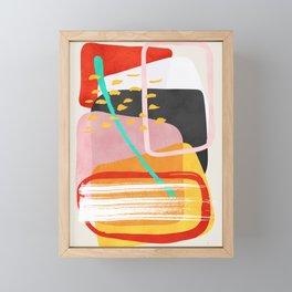 Mojo Framed Mini Art Print