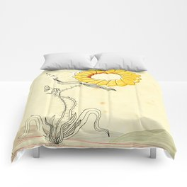 Thorny Comforters