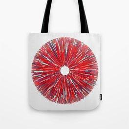 #210 rays Tote Bag