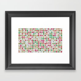 Do Nuts ! Framed Art Print
