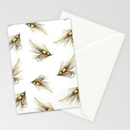 Willie Gunn Fishing Fly 2 Stationery Cards