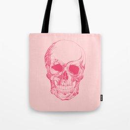 Mr. Skull Tote Bag