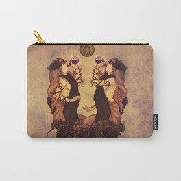 Wine Goddess Carry-All Pouch