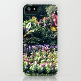 Live in Color iPhone Case