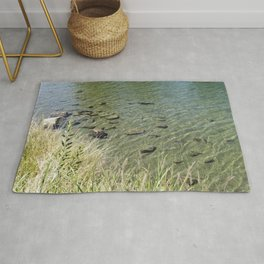 The Calm Along the River Rug