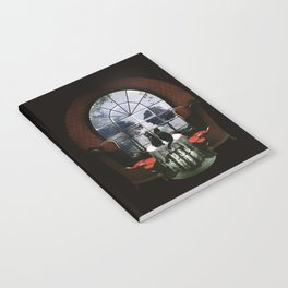 Room Skull Notebook
