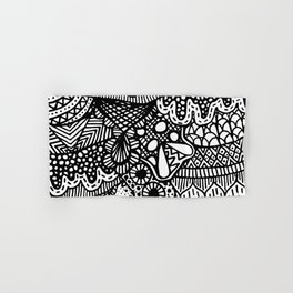 Doodle 13 Hand & Bath Towel