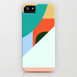 IN AND OUT no.1 iPhone Case