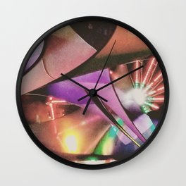 MoonriseFest 2019 - Abstract1 Wall Clock