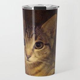 Tybalt the Prince of Cats Travel Mug