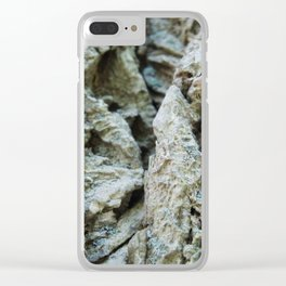 Nooks and Crannies Clear iPhone Case