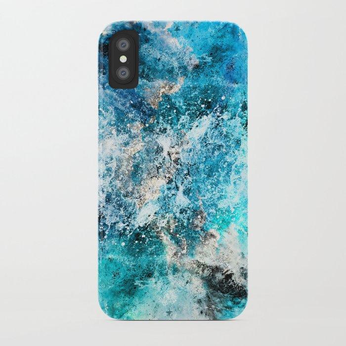 Water's Dance iPhone Case