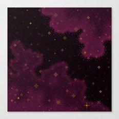 Garnet Universe Canvas Print