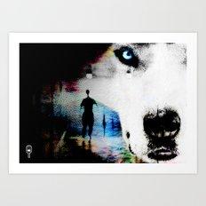 Animalistic Art Print