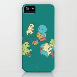 Kinder iPhone Case