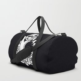 Dead on The Inside Duffle Bag