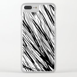 The Rushes Clear iPhone Case