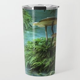 Enchanted Pond Travel Mug