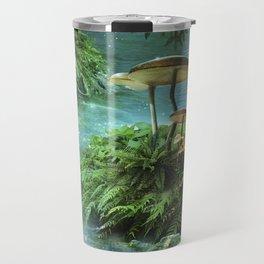 Enchanted Pond Travel Mug
