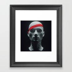 170226 / TOM Framed Art Print