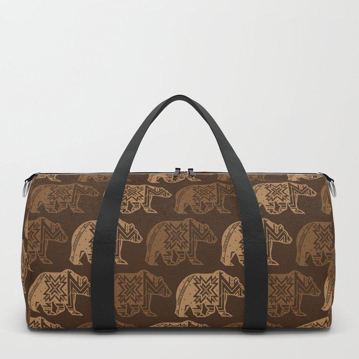 Bear Spirit Duffle Bag