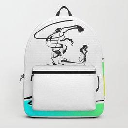 Enthusiastic Dance Backpack