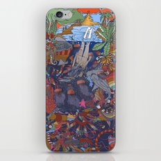 Dive into the Unknown iPhone Skin