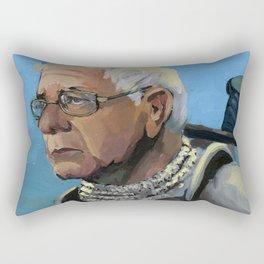 Sir Bernie Sanders Rectangular Pillow
