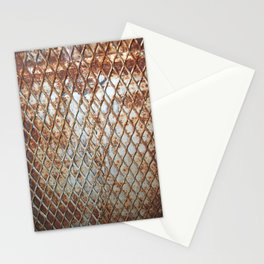Rusty Grate Stationery Cards