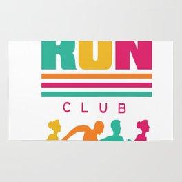 Greatest Virtual Run Supporters Gear Rug