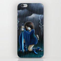 Neptune Princess iPhone & iPod Skin