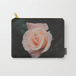 Pale Rose Carry-All Pouch