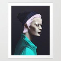 As Art Print