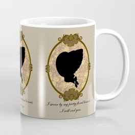 A Captain's Promise Coffee Mug