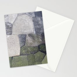 An imperial wall Stationery Cards
