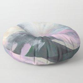 Bubblegum Sky Floor Pillow