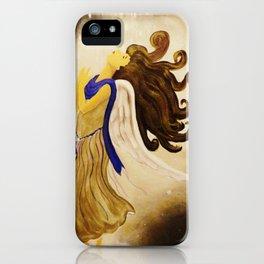 Rain of Heaven iPhone Case