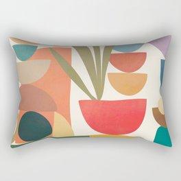 Modern Abstract Art 74 Rectangular Pillow