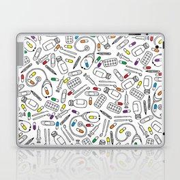 Hospital Pattern Laptop & iPad Skin