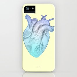 Cold Hearted iPhone Case