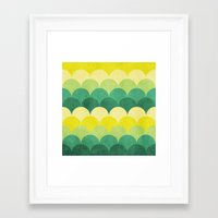 scales Framed Art Prints featuring Scales by Arcturus