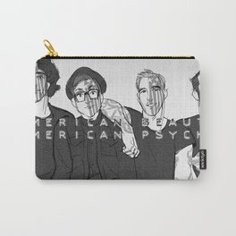 We're Just Resurrection Men Carry-All Pouch