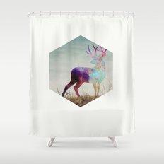 The spirit I Shower Curtain