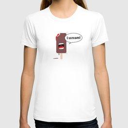 Ice Cream (I Scream, You Scream, We All Scream for Ice Cream) T-shirt