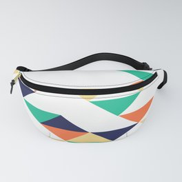 triangle races Fanny Pack