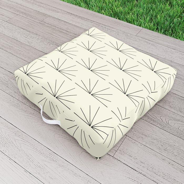 Boho Pattern 18 Outdoor Floor Cushion