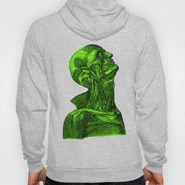 Sacred Man-Neon Green Hoody